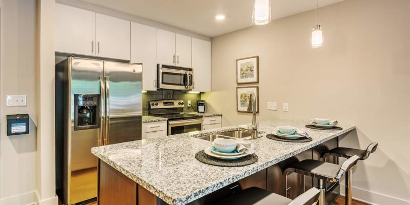 Environs, Multifamily Housing Development, Abacus Capital Real Estate Investment Portfolio