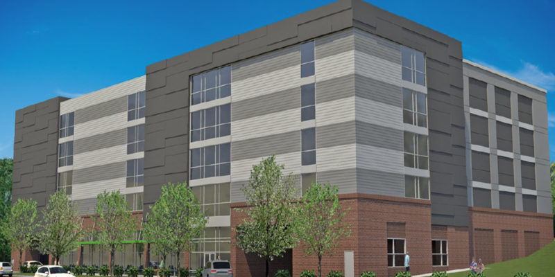 Johnston Corners, self-storage, Abacus Capital Real Estate Investment Portfolio