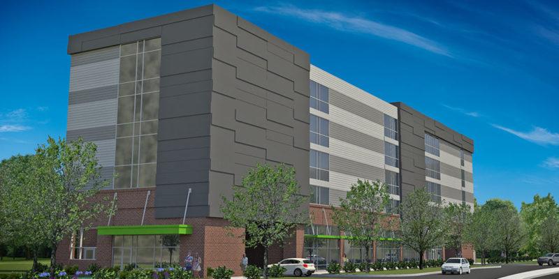 Johnston Road Storage, Johnston Corners, Self Storage, Abacus Capital Real Estate Investment Management