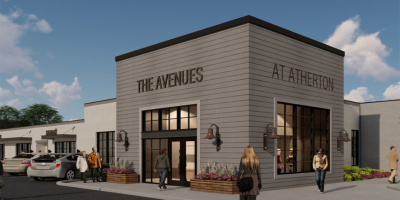 The Avenues at Atherton, Retail, Multi-Use, Abacus Capital Real Estate Investment Portfolio