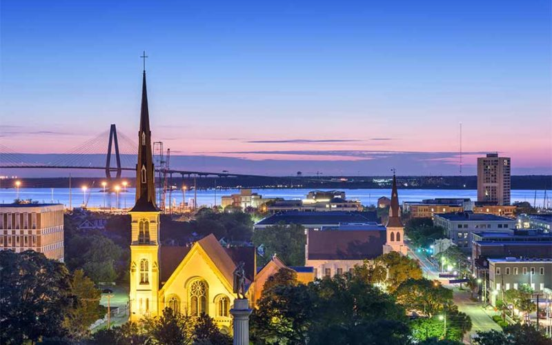 Abacus Capital Real Estate Investment Target Market Charleston, South Carolina