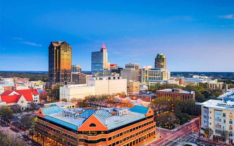 Abacus Capital Real Estate Investment Target Market North Carolina